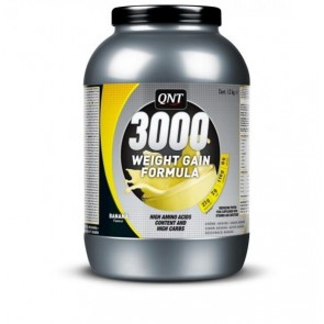 Weight Gain 3000 QNT gusto banana 1300g