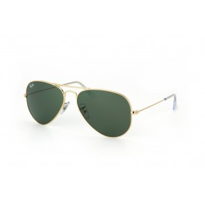 Occhiali da sole Ray-Ban Aviator Large Metal Oro - Mod. 3025
