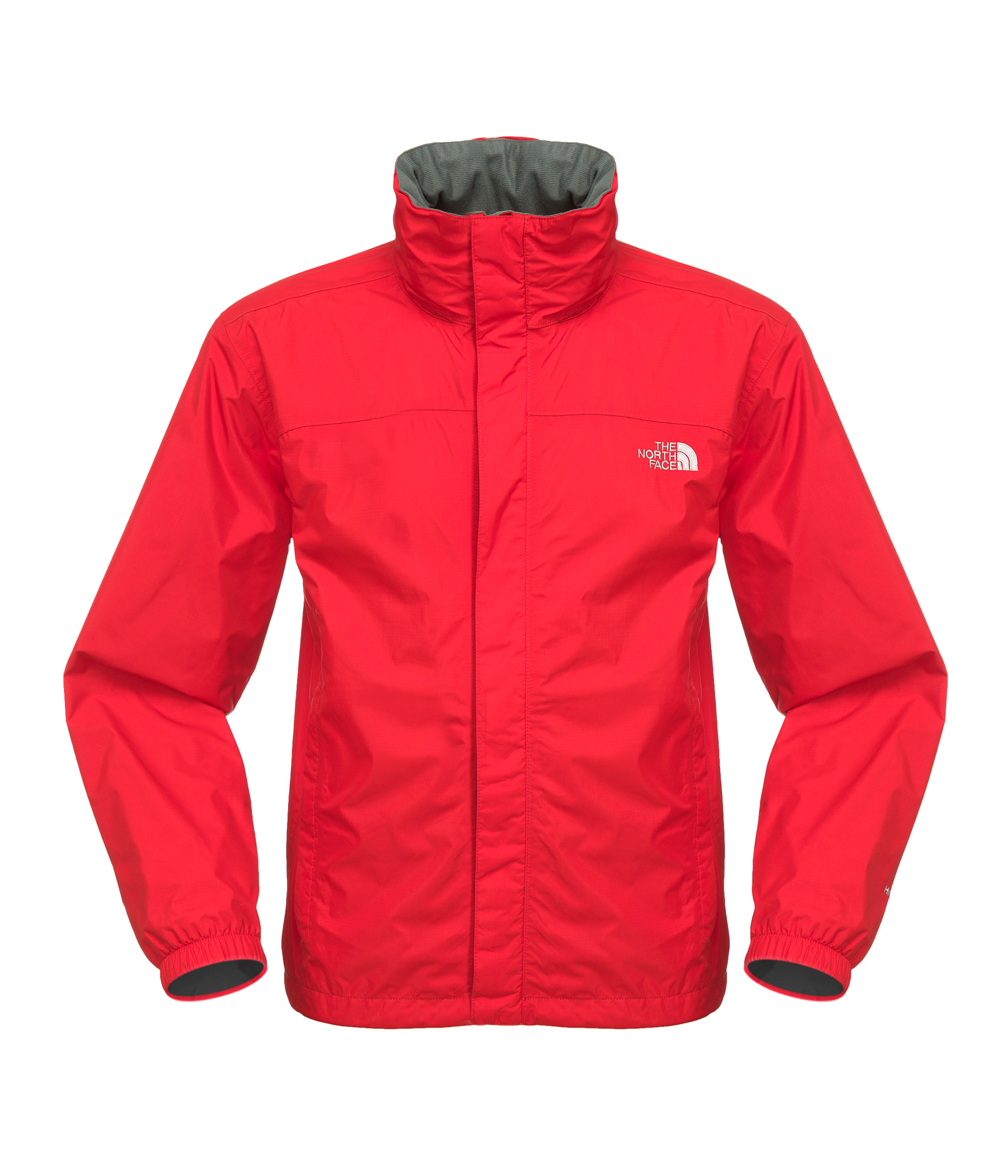 Giacca-The-North-Face-Mens-Resolve-Jacket-Centennial-Red-vendita-offerta