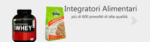 Categoria Integratori Alimentari